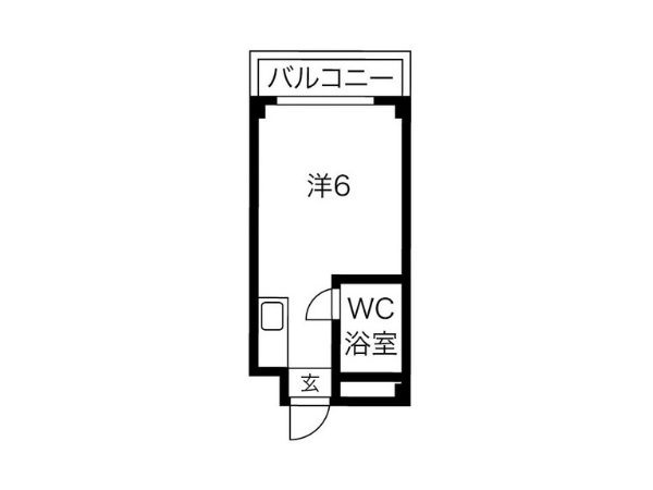 Hankyu Senri line & Kita-Kyuko line Kandaimae station, 1 Bedroom Bedrooms, ,1 BathroomBathrooms,Apartment,For Rent,Kandaimae station,1099