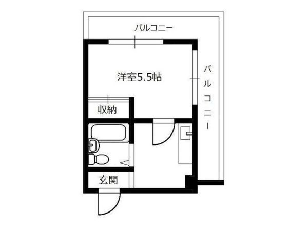All Hankyu lines Kanzakigawa station, 1 Bedroom Bedrooms, ,1 BathroomBathrooms,Apartment,For Rent,Kanzakigawa station,1103