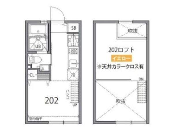 JR Sobu / Yamanote line & Toei Oedo line Shin-Okubo station, 1 Bedroom Bedrooms, ,1 BathroomBathrooms,Apartment,Tokyo,Shin-Okubo station,1117