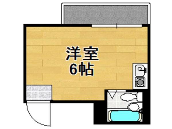 Tanimachi line / JR Osaka-Higashi line Senbayashi-Omiya station, 1 Bedroom Bedrooms, ,1 BathroomBathrooms,Apartment,For Rent,Senbayashi-Omiya station,1025