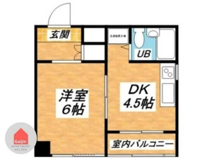 Hirano-ku, Osaka-shi, Osaka, Tanimachi line, 1 Bedroom Bedrooms, ,1 BathroomBathrooms,Apartment,Osaka,1246