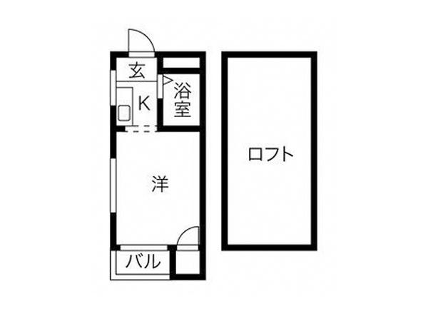 Hankyu Kobe line Sonoda station, 1 Bedroom Bedrooms, ,1 BathroomBathrooms,Apartment,For Rent,Sonoda station,1029