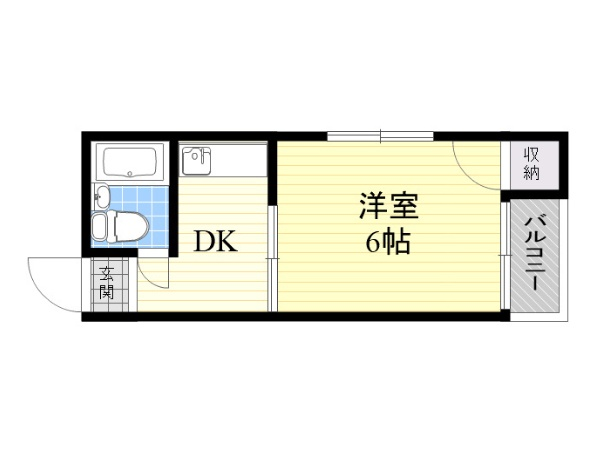 Hankyu Kobe Line Sonoda Station, 1 Bedroom Bedrooms, ,1 BathroomBathrooms,Apartment,For Rent,Sonoda Station,1035