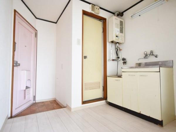 Midosuji Line & JR Hanwa line Nishi-Tanabe station, 1 Bedroom Bedrooms, ,1 BathroomBathrooms,Apartment,For Rent,Nishi-Tanabe station,1047