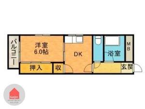 Ibaraki-shi station, Hankyu Kyoto Line, ,1 BathroomBathrooms,Apartment,Osaka,1446