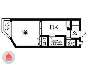 Imazatosuji Line, Higashi-yodogawa-ku, 1 Bedroom Bedrooms, ,1 BathroomBathrooms,Apartment,Osaka,1456
