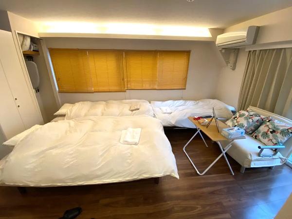 Marunouchi line & Shinjuku line Akebonobashi station, 1 Bedroom Bedrooms, 1 Room Rooms,1 BathroomBathrooms,Apartment,Tokyo,Akebonobashi station,1055
