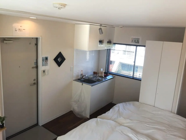 Marunouchi line & Shinjuku line Akebonobashi station, 1 Bedroom Bedrooms, 1 Room Rooms,1 BathroomBathrooms,Apartment,Tokyo,Akebonobashi station,1055