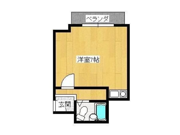 Midosuji line & Sakaisuji Line Namba Station, 1 Bedroom Bedrooms, ,1 BathroomBathrooms,Apartment,For Rent,Namba Station,1061