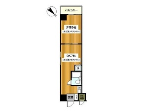 20 min to Shibuya, Shinagawa & Shinjuku, 1 Bedroom Bedrooms, ,1 BathroomBathrooms,Apartment,Tokyo,1543