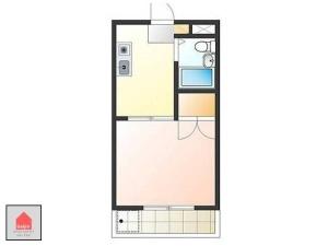 Lines: JR Yokohama & Tokyu Denentoshi, 1 Bedroom Bedrooms, ,1 BathroomBathrooms,Apartment,Tokyo,1562