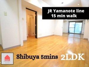 Lines: JR Yamanote, Tokyu Toyoko & Meguro, 2 Bedrooms Bedrooms, ,1 BathroomBathrooms,Apartment,Tokyo,1575