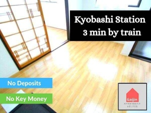 Lines: Keihan main & Imazatosuji | City Ward: Joto, 1 Bedroom Bedrooms, ,1 BathroomBathrooms,Apartment,Osaka,1578