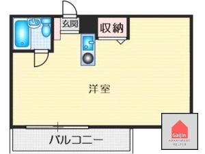 Line: Hankyu Senri | City Ward: Suita-shi, 1 Bedroom Bedrooms, ,1 BathroomBathrooms,Apartment,Osaka,1579