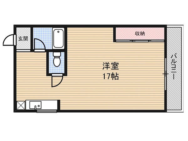 Midosuji line Namba station, 1 Bedroom Bedrooms, ,1 BathroomBathrooms,Apartment,For Rent, Namba station,1068